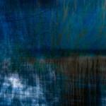 Indigo. Tirage Fine Art original de l'artiste Christian Broise