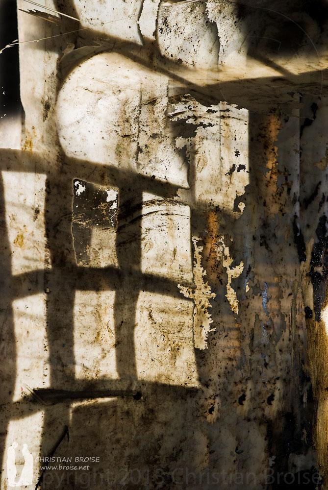 Fenêtres. Oeuvre originale: tirage Fine Art de l'artiste Christian Broise