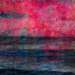 Horizon. Tirage Fine Art original de l'artiste Christian Broise