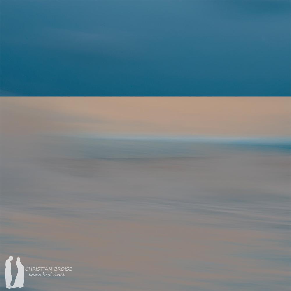 Mers. Oeuvre originale: tirage Fine Art de l'artiste Christian Broise