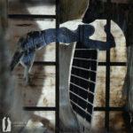 Mythologiques. Oeuvre originale: tirage Fine Art de l'artiste Christian Broise