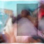 Télé-vision. Oeuvre originale: tirage Fine Art de l'artiste Christian Broise