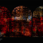 Vitrail. Tirage Fine Art original de l'artiste Christian Broise