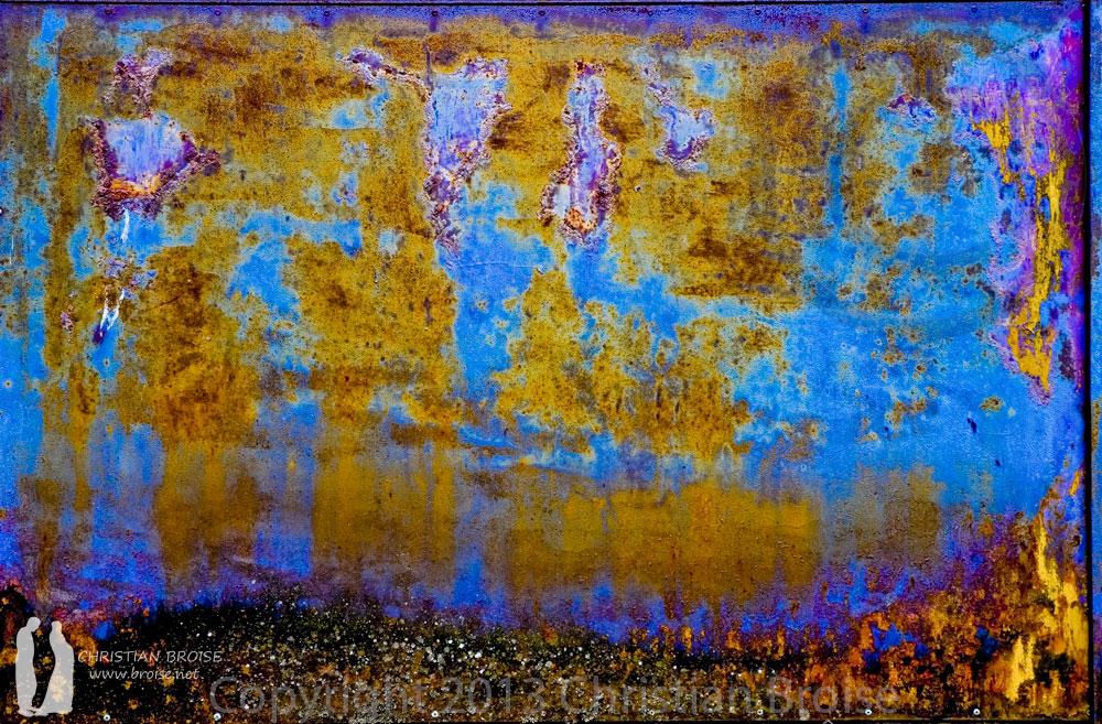 Voyages immobiles. Oeuvre originale: tirage Fine Art de l'artiste Christian Broise