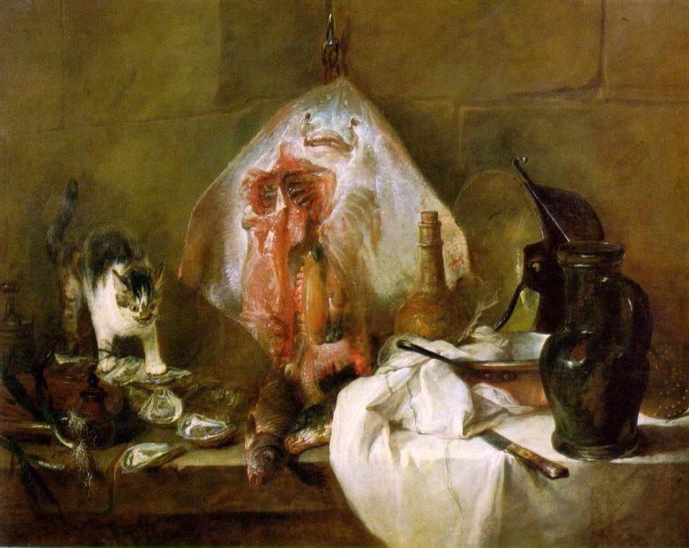 La raie de Chardin, utilisé sur le site de Christian Broise