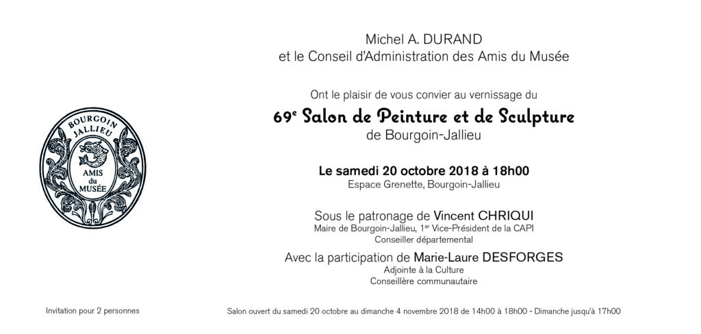 Salon de Bourgoin 2018
